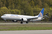 First Boeing 737-9 MAX for United Airlines title=