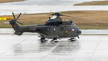 T-336 - Switzerland - Air Force Aerospatiale AS532 Cougar aircraft