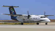 SX-BIP - Olympic Airlines de Havilland Canada DHC-8-100 Dash 8 aircraft