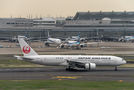 JAL - Japan Airlines Boeing 777-200 JA773J at Tokyo - Haneda Intl airport