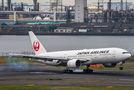 JAL - Japan Airlines Boeing 777-200 JA008D at Tokyo - Haneda Intl airport