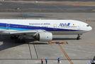 ANA - All Nippon Airways Boeing 777-200 JA706A at Tokyo - Haneda Intl airport