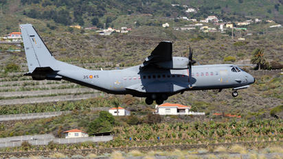 T.21-07 - Spain - Air Force Casa C-295M