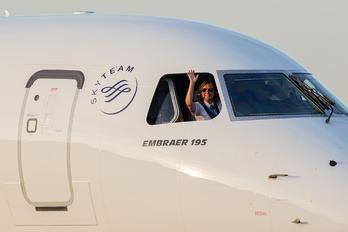 EC-KYP - Air Europa Express Embraer ERJ-195 (190-200)
