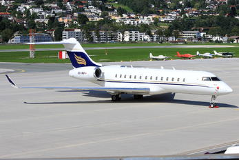 OE-IRP - LaudaMotion Bombardier BD-700 Global Express