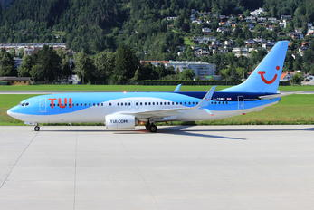G-TAWH - TUI Airways Boeing 737-800