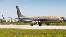 9M-III - Sultan of Johor Boeing 737-800 BBJ aircraft