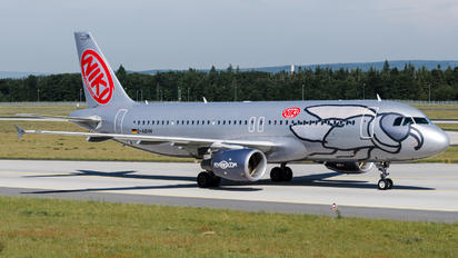 D-ABHM - Air Berlin Airbus A320