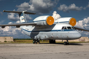 RA-72954 - Russia - Air Force Antonov An-72