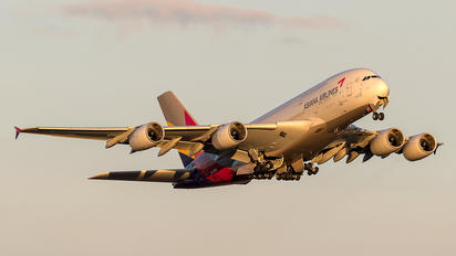 HL7634 - Asiana Airlines Airbus A380