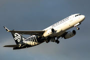 ZK-OXA - Air New Zealand Airbus A320 aircraft