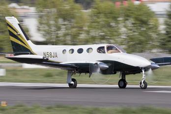 N58JA - Private Cessna 340