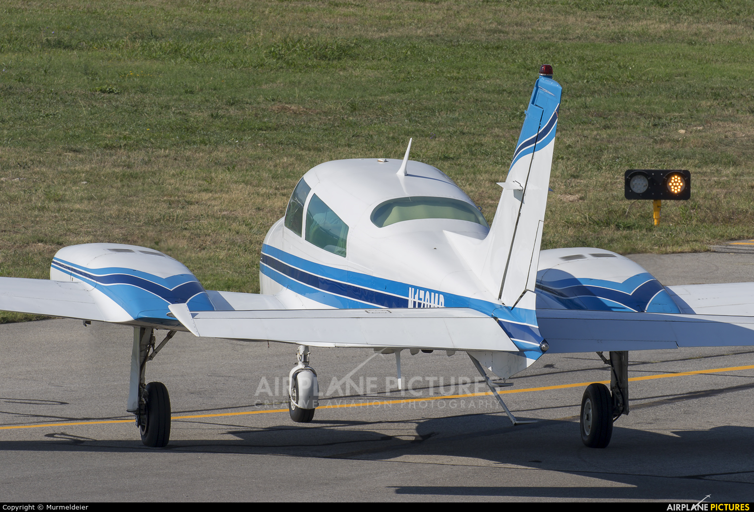 Private N179MP aircraft at Cannes - Mandelieu