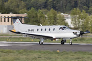 3A-MIG - Private Pilatus PC-12 aircraft