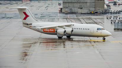 D-AWBA - easyJet British Aerospace BAe 146-200/Avro RJ85