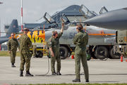 - - Poland - Air Force - Airport Overview - Military Personnel aircraft