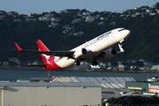 ZK-ZQG - JetConnect (Qantas NZ) Boeing 737-800 aircraft