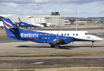 G-MAJL - Eastern Airways Scottish Aviation Jetstream 41