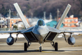 06-4119 - USA - Air Force Lockheed Martin F-22A Raptor