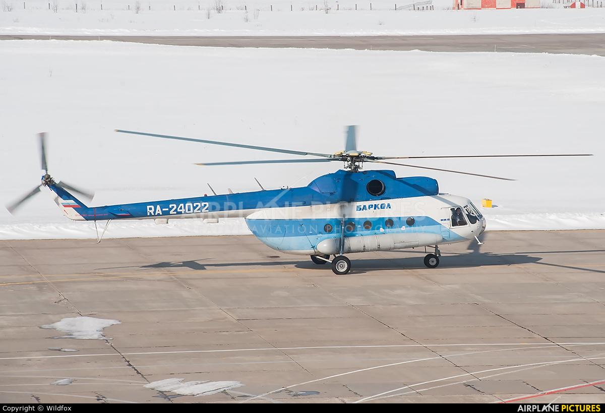 Barkol RA-24022 aircraft at BRYANSK