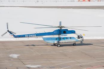 RA-24022 - Barkol Mil Mi-8T