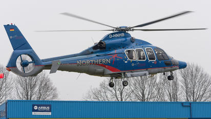 D-HNHB - Northern Helicopters Eurocopter EC155 Dauphin (all models)