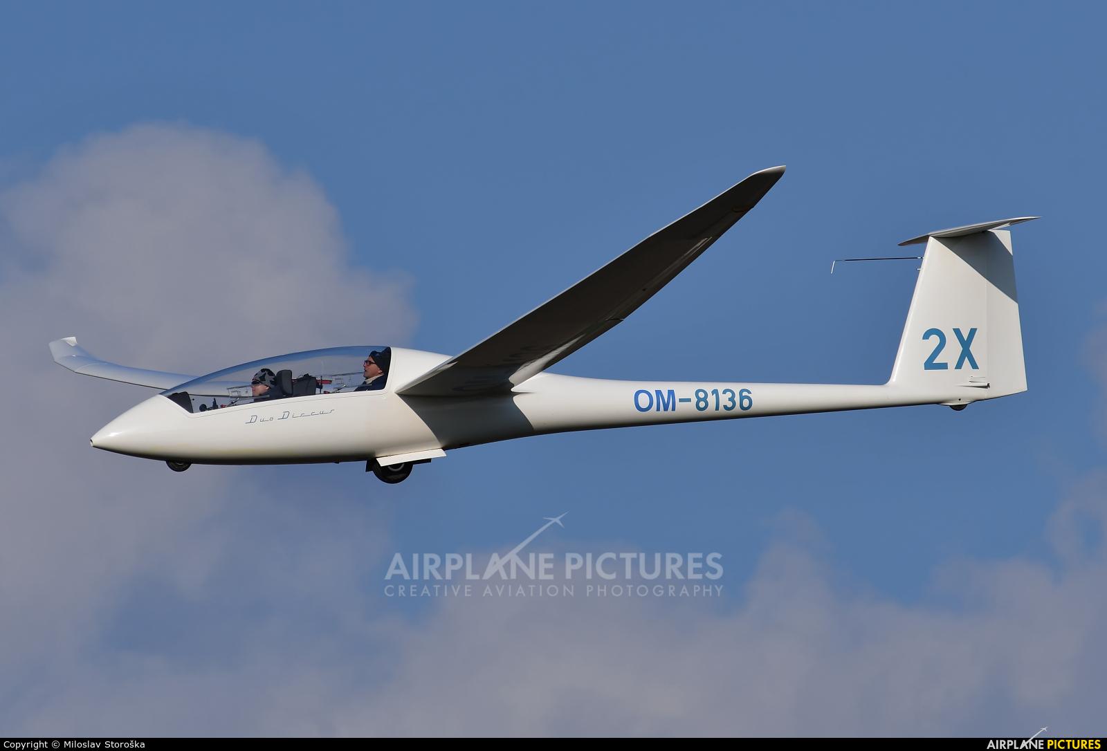 Private OM-8136 aircraft at Nitra