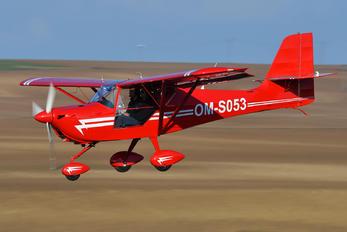 OM-S053 - Private Aeropro Eurofox 3K