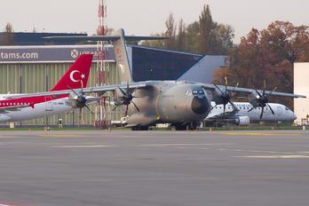 16-0055 - Turkey - Air Force Airbus A400M