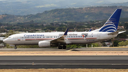 HP-1839CMP - Copa Airlines Boeing 737-800