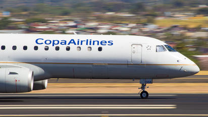 HP-1558CMP - Copa Airlines Embraer ERJ-190 (190-100)