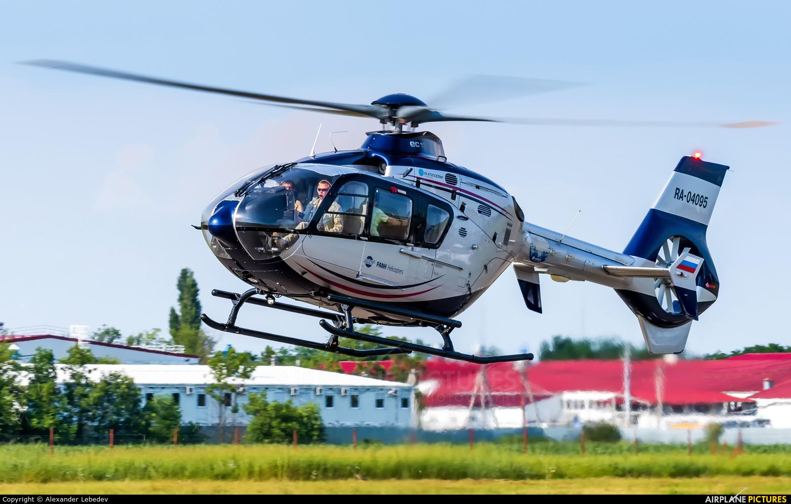 PANH Helicopters RA-04095 aircraft at Novotitarovskaya-Azimut