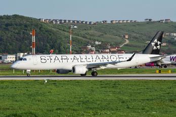 I-ADJV - Air Dolomiti Embraer ERJ-195 (190-200)