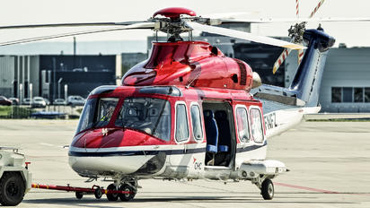 C-FNFZ - Canadian Helicopters Agusta Westland AW139