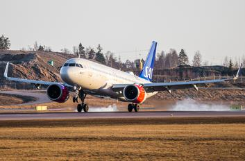 SE-ROB - SAS - Scandinavian Airlines Airbus A320 NEO