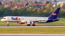 N923FD - FedEx Federal Express Boeing 757-200F aircraft