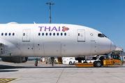 HS-TQA - Thai Airways Boeing 787-8 Dreamliner aircraft