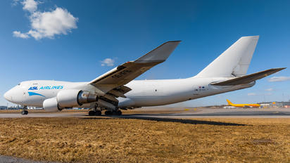 OE-IFB - ASL Airlines Boeing 747-400F, ERF