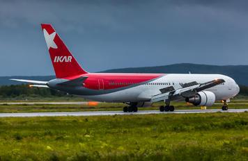VP-BRL - Ikar Airlines Boeing 767-300ER