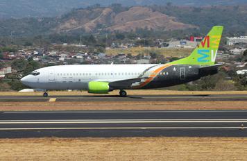PP-YBC - Modern Logistics Boeing 737-300QC