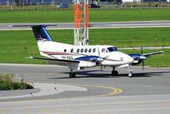9H-RBA - Tyrolean Jet Service Malta Beechcraft 200 King Air