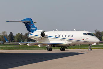 D-BURO - Private Bombardier BD-100 Challenger 300 series