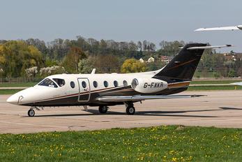 G-FXKR - Flairjet Beechcraft 400A Beechjet