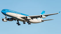 LV-CSX - Aerolineas Argentinas Airbus A340-300 aircraft