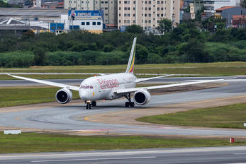 ET-ARE - Ethiopian Airlines Boeing 787-8 Dreamliner