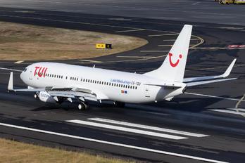 CS-TQU - TUI Airlines Belgium Boeing 737-800