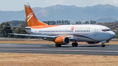 N531AU - Swiftair Boeing 737-300
