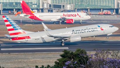 N845NN - American Airlines Boeing 737-800