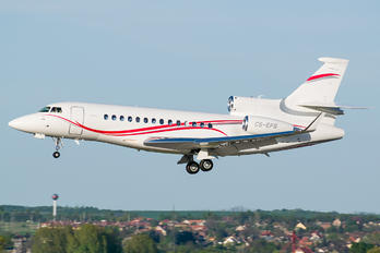 CS-EFG - Private Dassault Falcon 7X
