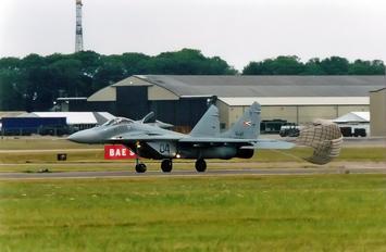 04 - Hungary - Air Force Mikoyan-Gurevich MiG-29